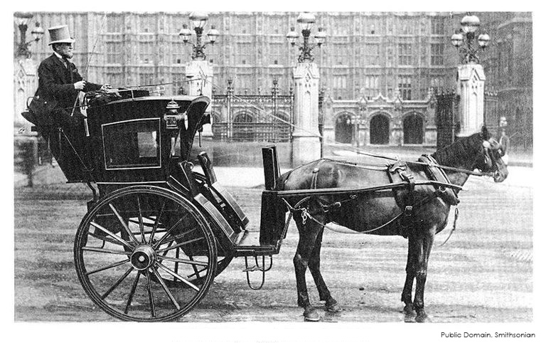 History of Chauffeur Service