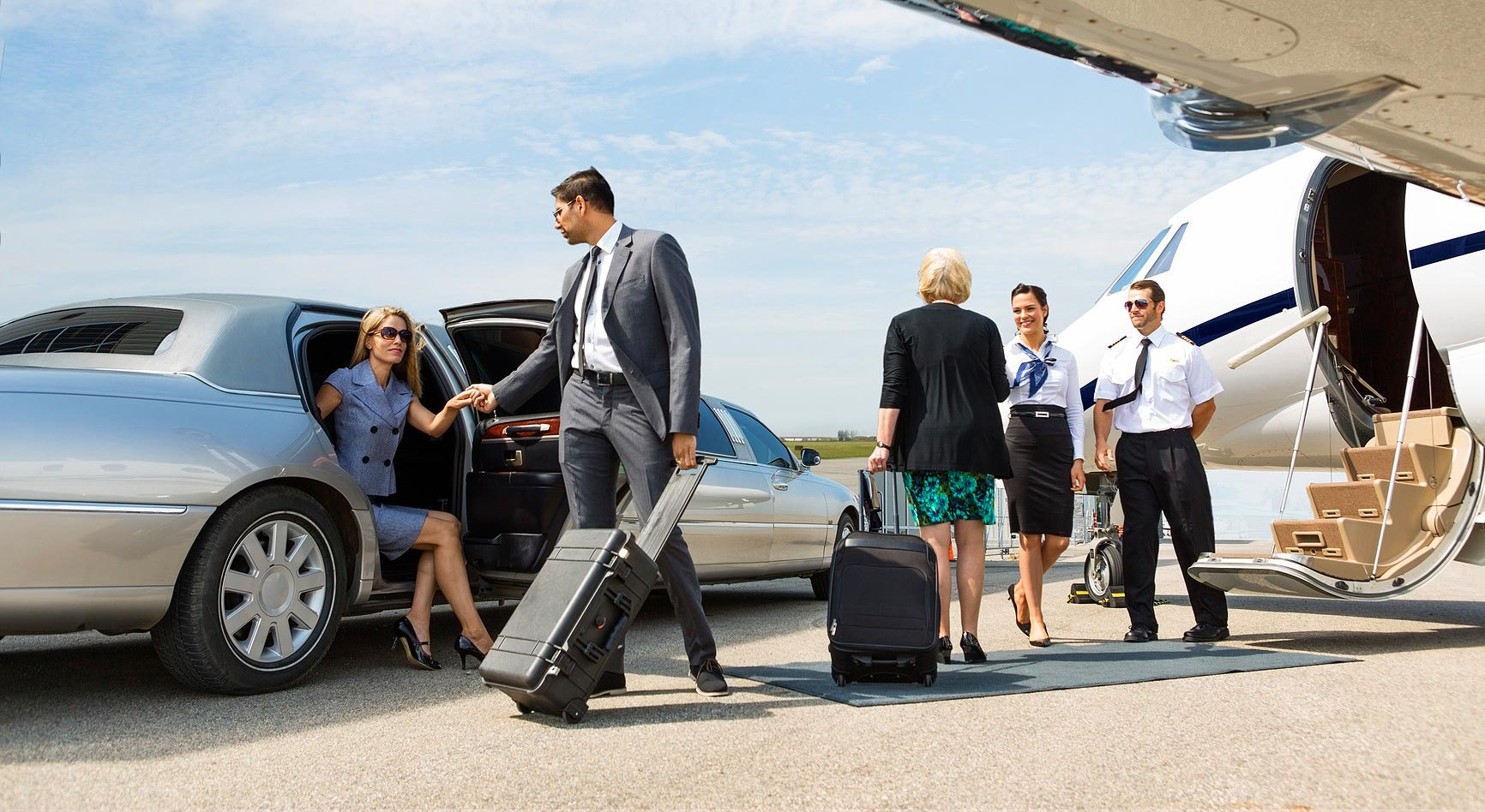 Chauffeur Service Singapore - Airport Transfer