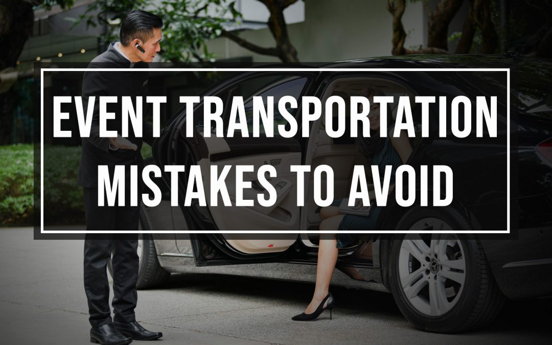 Limousine Service Singapore - Event Transportation Mistakes to Avoid