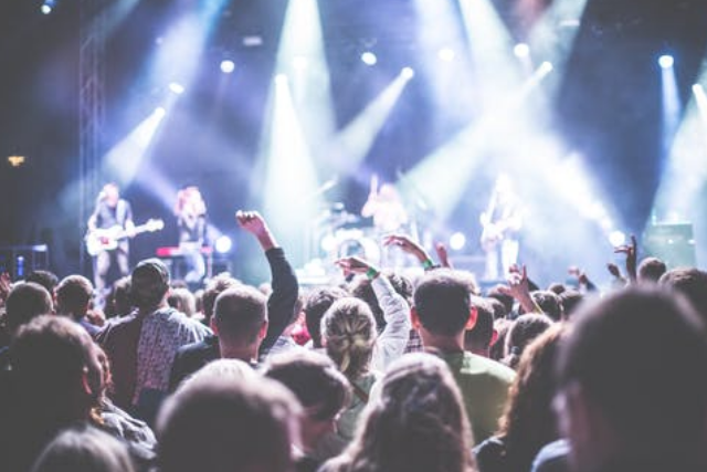 Chauffeur Service for Concert Events